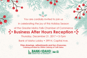 Bank of Idaho BAH 2017
